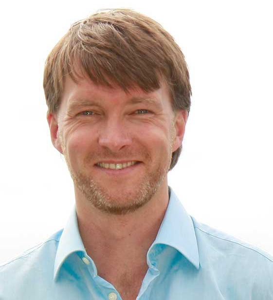 Martin Tidén er psykoterapeut, forfatter og grundlægger af Affective Inquiry