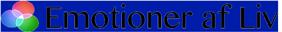 Emotioner af Liv logo footer